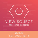 View Source conf by Mozilla - September 14-18