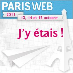 ParisWeb2011